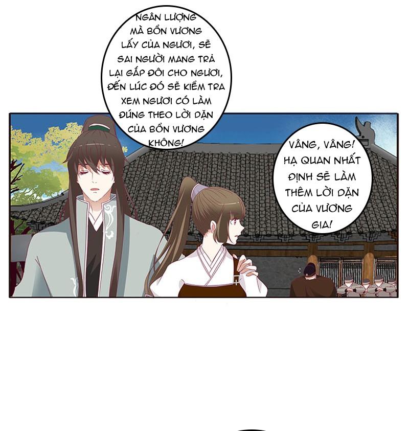 Thông Linh Phi chap 322 - Trang 17