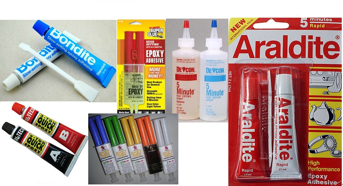 Glues used in RC Model Building  | Gforce-RC Planes