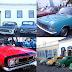 Encontro de carros antigos na Cidade de Goiás é sucesso de público