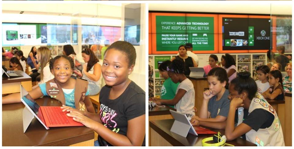Girl Scouts of San Jacinto Council Blog: Girl Scout S.T.E.M. Stars