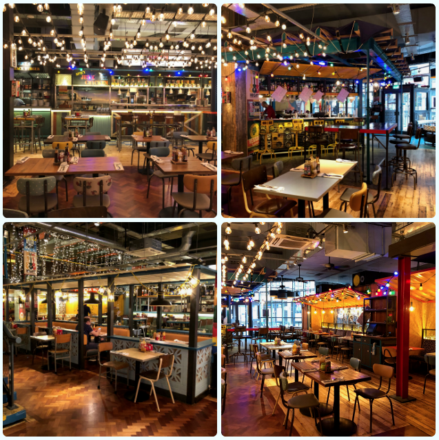 Turtle Bay, Manchester