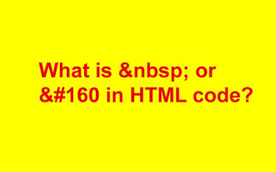 html space code