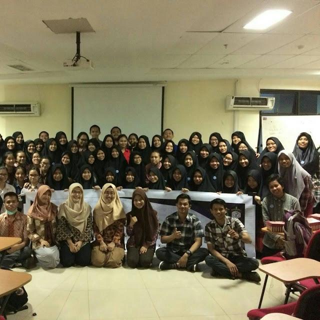 "Talk Show Alumni Berbagi Season 1 dengan Tema "" Berani Berkarya Berani Sukses"""