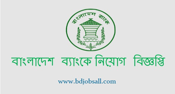 Bangladesh Bank/ Govt Bank Job Circular