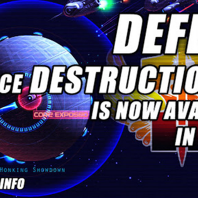 Defect: Space Destruction Kit Is Now Available In STEAM