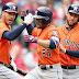 Opinión: ¿Cómo compara el trío de toleteros de los Astros contra los mejores de todos los tiempos?