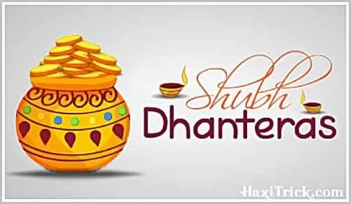 Happy Dhanteras Images HD Wallpaper Photos Pictures 2019 Wishes In English