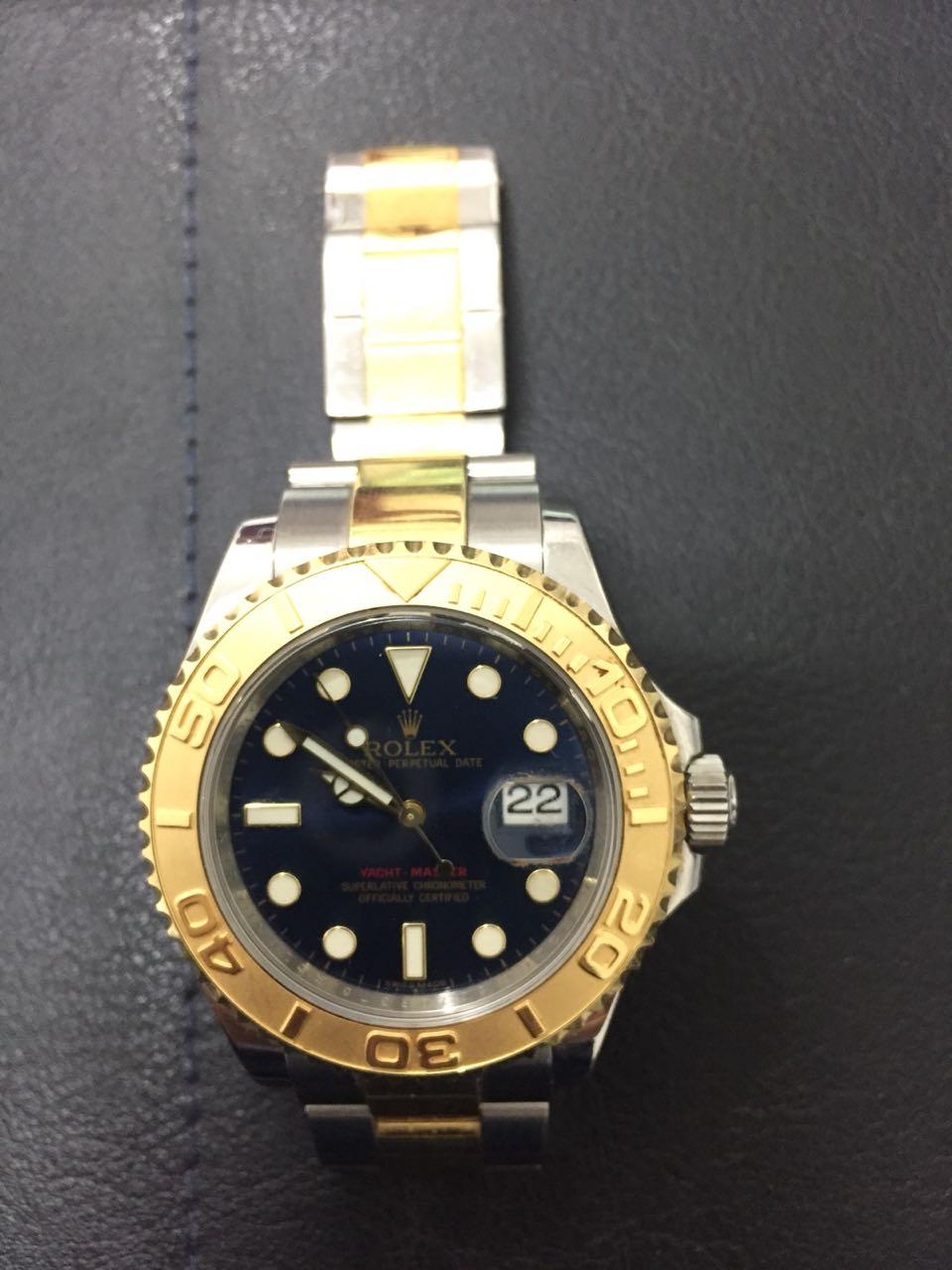 033dd502629 NATAL - Políciais recuperam relógio Rolex no valor de R  50 mil ...