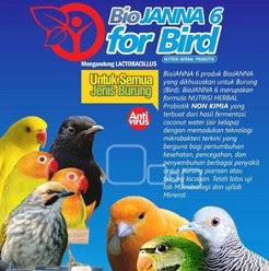 Manpaat Dan Harga Vitamin Burung Biojanna Paling Lengkap Dan Terbaru