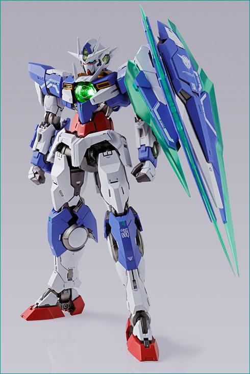 Gundam News: METAL BUILD Gundam 00 Qan[T] Official Images | Robot Pilipinas