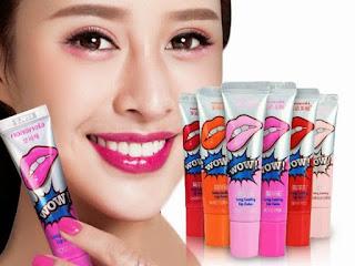 Klik : Produk Monomola Lip Untuk Memerahkan Bibir Secara Cepat dan Permanen