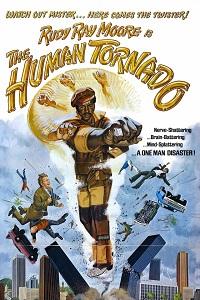 Poster The Human Tornado