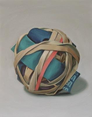 Sandy Wilcox, Rubber Band Ball #2