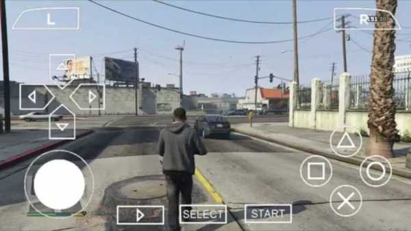 Download GTA 5 PPSSPP ISO File For Android