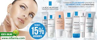 Productos faciales de La Roche Posay en Farmacia Borau