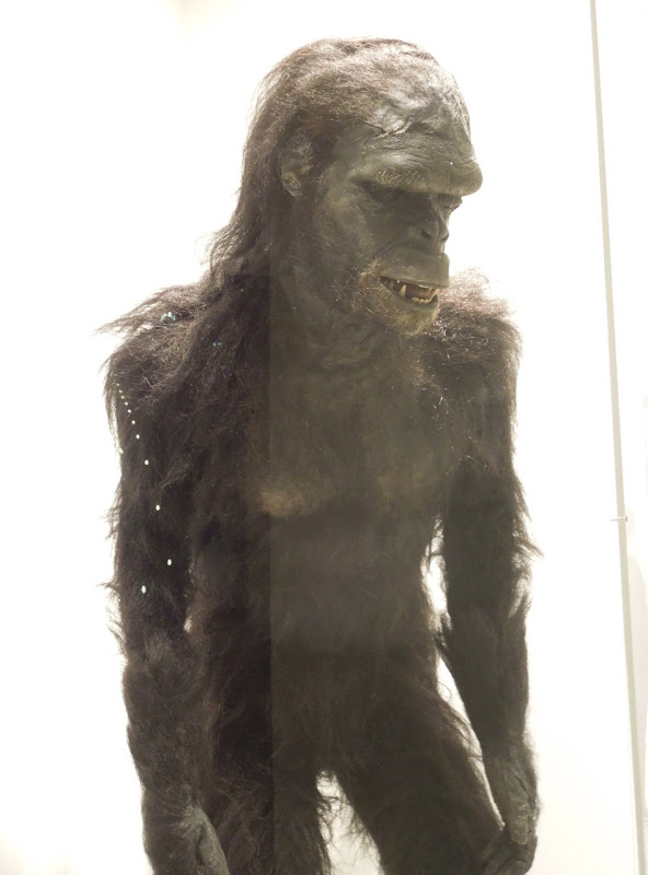 2001 Space Odyssey Moonwatcher ape man suit