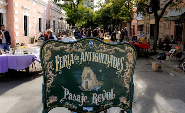 Feira de antiguidades, Córdoba