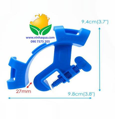 Phụ kiện thủy sinh - dụng cụ kẹp ống Ista giúp bạn thay nước dễ dàng hơn
