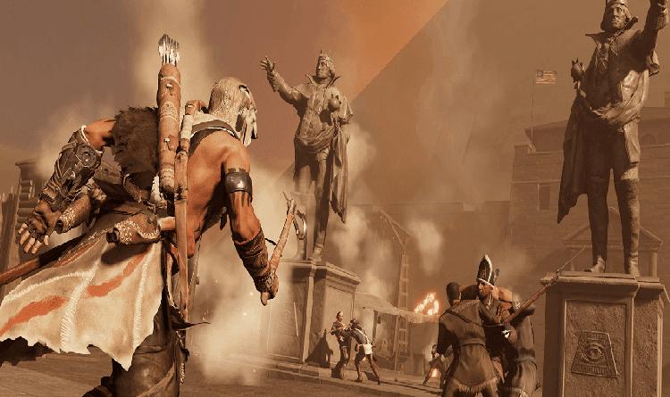 تحميل لعبة Assassins Creed III Remastered 2019 مضغوطة