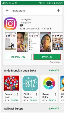 Cara Mengatasi Instagram yang Gak Bisa Unfollow