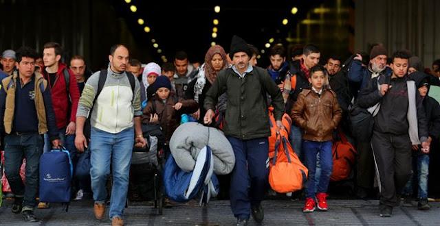512 οι πρόσφυγες στο Πόρτο Χέλι - Πόσο στοιχίζει η φιλοξενία τους;