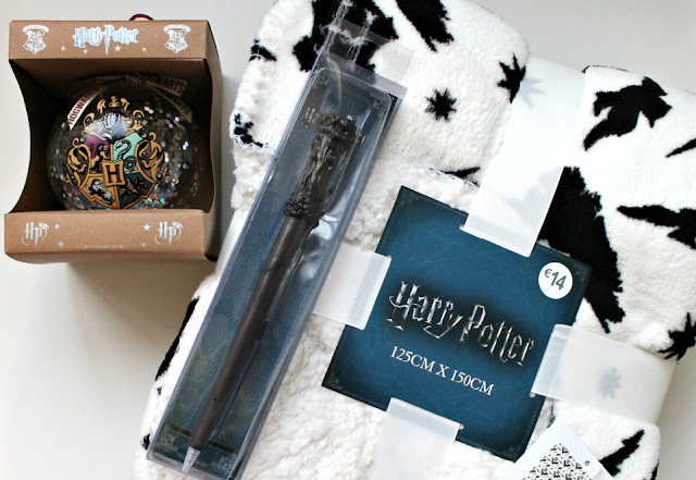 palle di natale harry potter