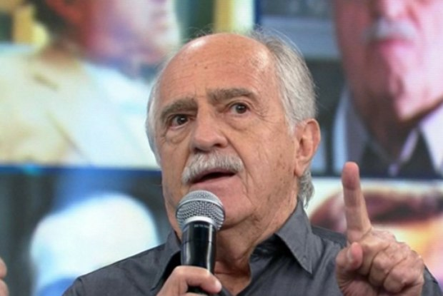 Ary Fontoura detona Dilma no Faustão: Golpe quem deu foi a senhora