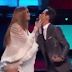 Jennifer Lopez se besó con Marc Anthony en los Latin Grammy 2016