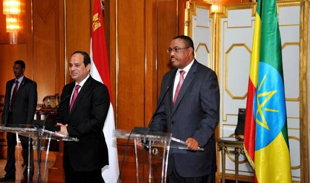 مصر-إثيوبيا