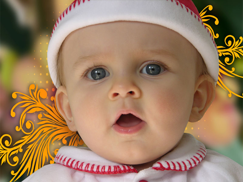 Hd Wallpapers For Desktop: Beautiful Baby Hd Wallpapers