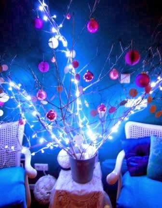 Lisas Erster Weihnachtsbaum.Lieblichkeiten Weihnachtsbaum Mal Anders