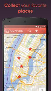 City Maps 2 Go Pro Offline V4.2 APK Android
