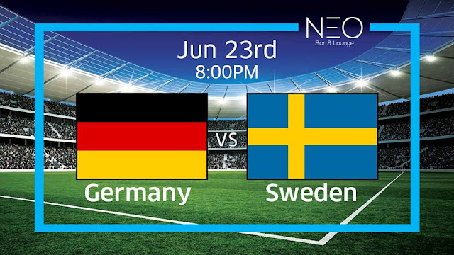 GERMANY VS SWEDEN LIVE STREAM WORLD CUP 24 JUNE 2018