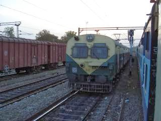 05697 Lumding Lower Haflong Hill Queen Express (MG)