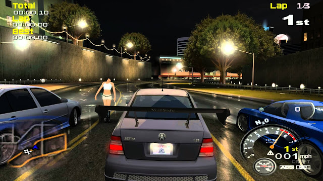 Street Racing Syndicate SRS PC Full Version Gameplay