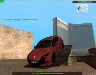 Renault Megane Sport Kasa