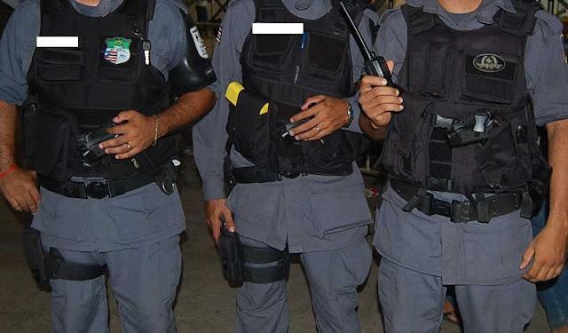 Policiais Militares denunciam a forma desumana que estão sofrendo no Carnaval..