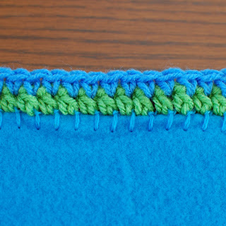 Basic Crochet Border Pattern