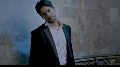 Sidharth Malhotra Action HD Image In A Gentleman
