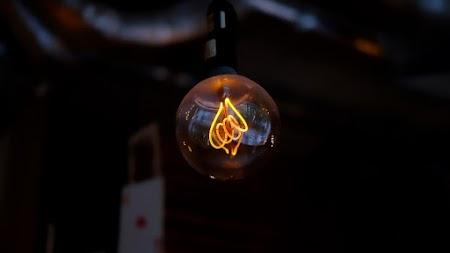 Incandescent Bulb Light