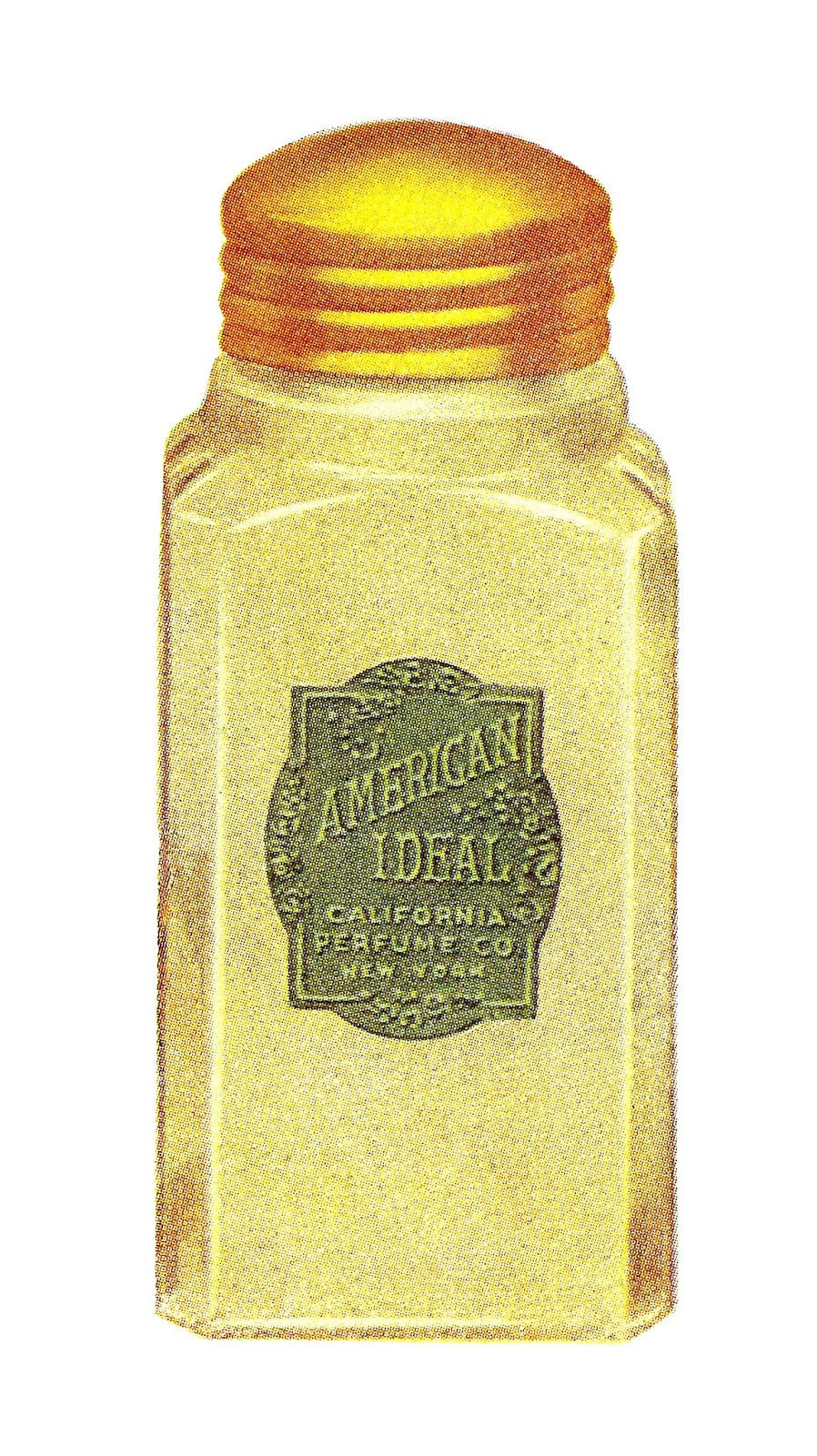 Antique Images: Vintage Beauty Product Digital Image ...