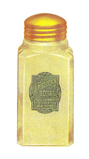 beauty vintage product illustration image download