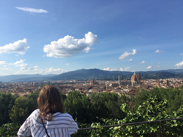 Things To Do And See In Florence, Italy, Florence, Travel, Tips, Sightseeing, Fort Belvedere, Forte di Belvedere, Piazzale Michelangelo, View