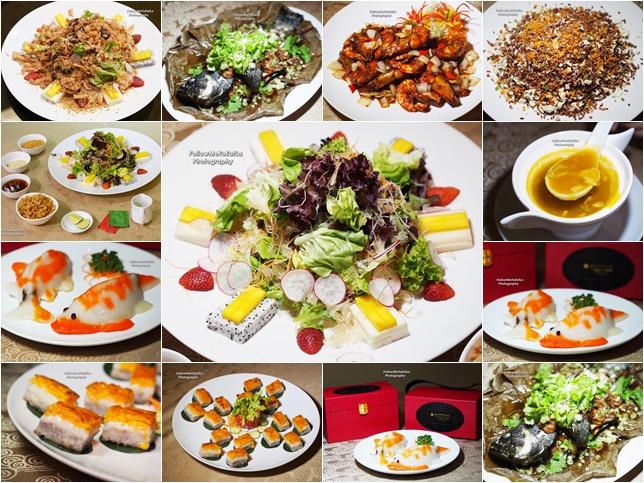 Chinese New Year Menu 2017 ~ TAI ZI HEEN The Cantonese Restaurant @ Pullman KLCC
