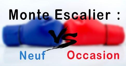 Acheter Un Monte Escalier D Occasion Defauts Et Avantages