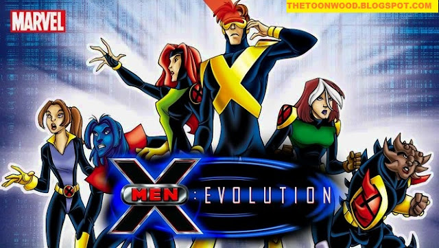 X-Men: Evolution Episodes In Dual Audio [Hindi-English] [720p,HD]