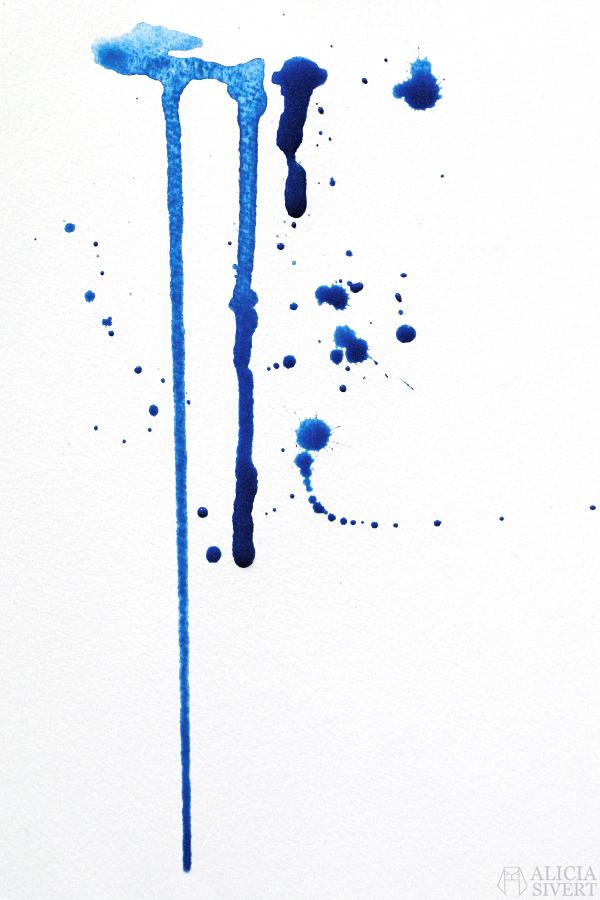 aliciasivert alicia sivertsson börja måla akvarell målarfärg skapa skapande kreativitet monthly makers färg akvarellfärg vattenfärg häll och dräll stänk skvätt rinn
