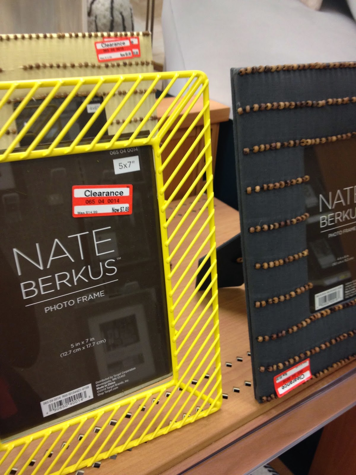 Target Home Decor Clearance: Nate Berkus, Threshold and more!