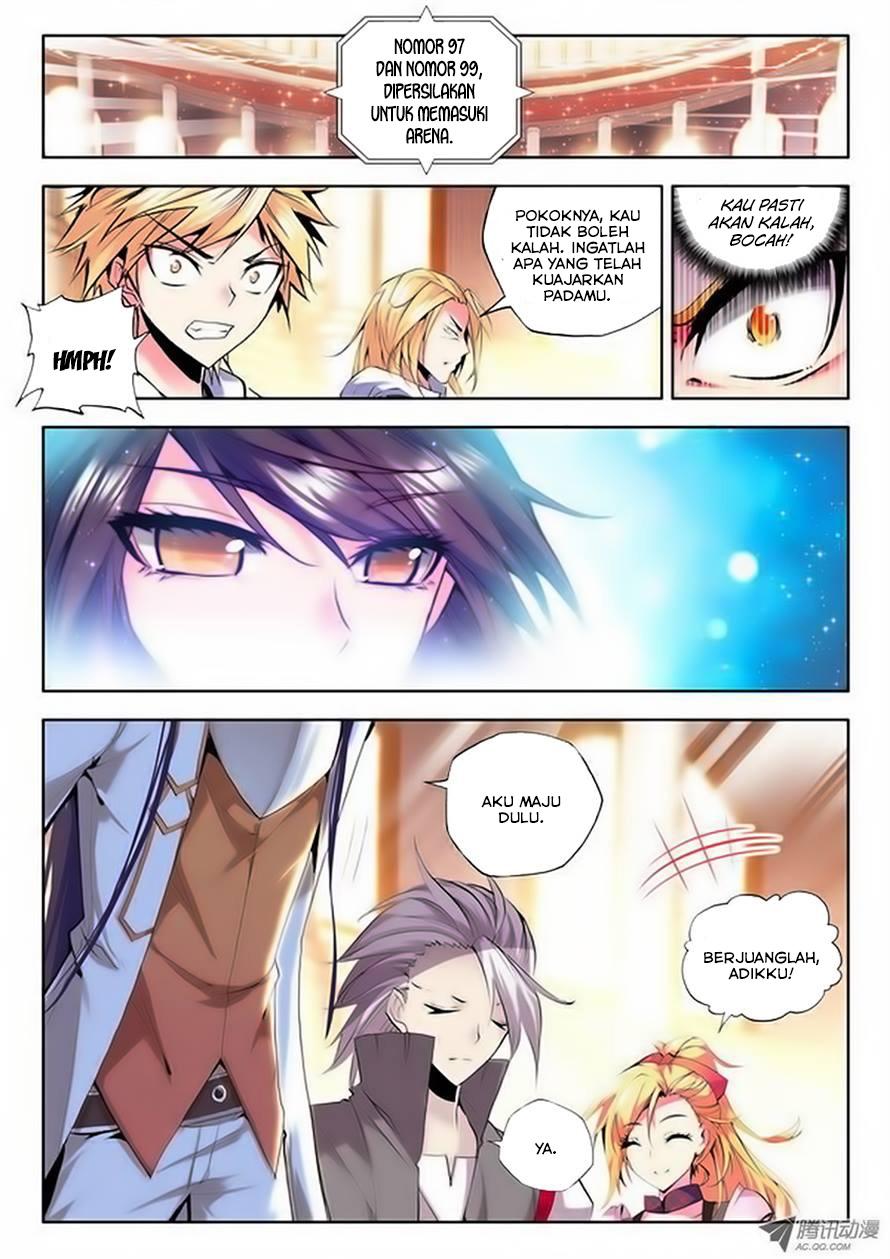 Baca Komik Manga Shen Yin Wang Zuo Chapter 64 Komik Station