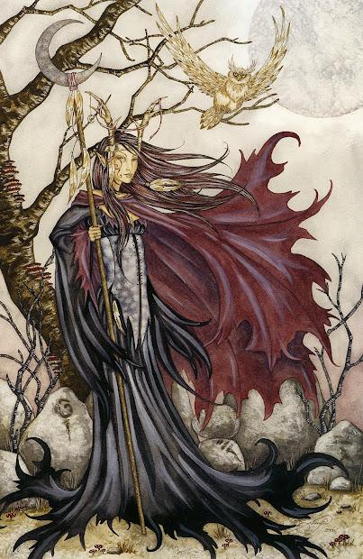 Amy Brown Fairies Dark